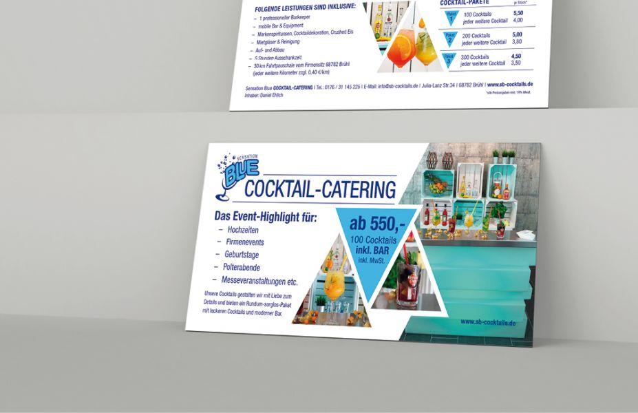 Wir Entwerfen Logos Visitenkarten Flyer In Heidelberg Und