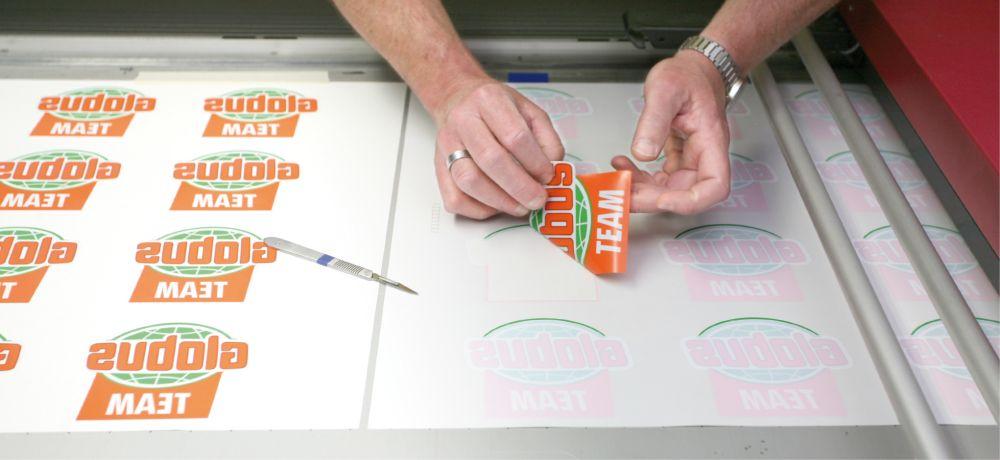 Aufkleber Etiketten Ab 1 Stück Günstig Drucken In